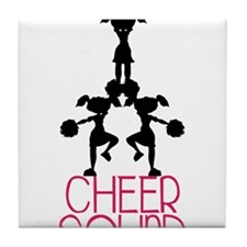 Cheer Squad Tile Coaster