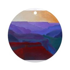 GRAND CANYON AM Ornament (Round)