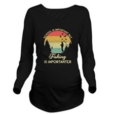 Beer Makes You Lean/t-shirt Women's Long Sleeve Shirt (3/4 Sleeve)