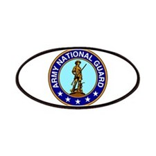 Army National Guard Logo Patches
