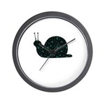 peacedogs.png Frameless Wall Clock