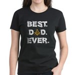 Move Over Boys - Fish Womens Burnout Tee