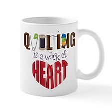 Quilting Small Mugs