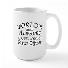 Police Officer Mug