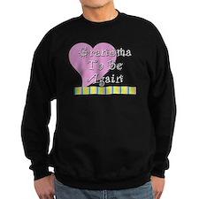 GrandmaAgain_Stripes.jpg Sweatshirt