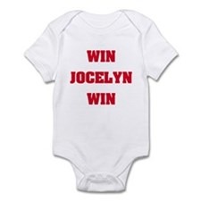 WIN JOCELYN WIN Infant Creeper