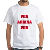 WIN ARIANA WIN Shirt