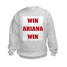 WIN ARIANA WIN Sweatshirt