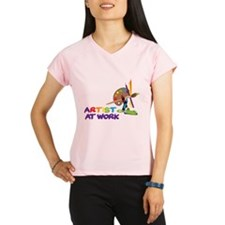 Artist At Work Performance Dry T-Shirt