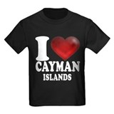 I Heart Cayman Islands  T