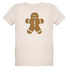 Lebkuchen man gingerbread T-Shirt