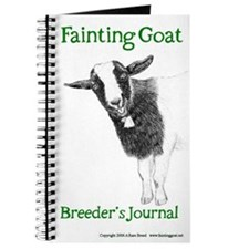Fainting Goat Breeder's Journal
