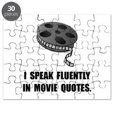 Speak Movie Quotes Puzzle