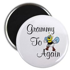 Grammy To Bee Again Magnet