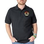 Worlds Best Boss Organic Toddler T-Shirt (dark)