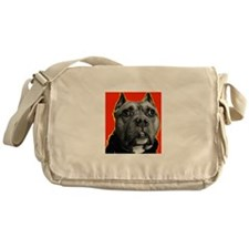 Nestor Mugshot Messenger Bag