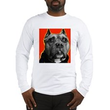 Nestor Mugshot Long Sleeve T-Shirt