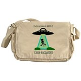 Cycling Hazards - Close encounters Messenger Bag
