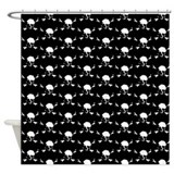 Scalawag Shower Curtain