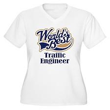 Traffic Engineer (Worlds Best) T-Shirt