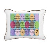 Florence Nightingale Quote Bag.PNG Rectangular Can