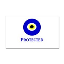 Evil Eye Car Magnet 20 x 12