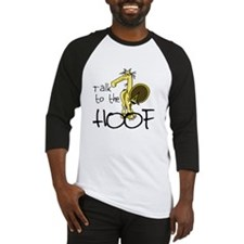 Talk to the Hoof Baseball Jersey