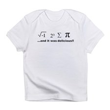 I ate some pie! Infant T-Shirt