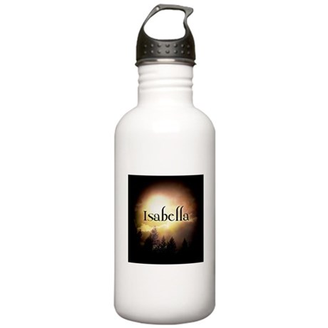 Isabella Twilight Forks Stainless Water Bottle 1.0