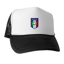 italian emblem.png Trucker Hat