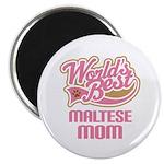 Maltese Mom Magnet