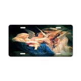 Song of the Angels 1881 Aluminum License Plate