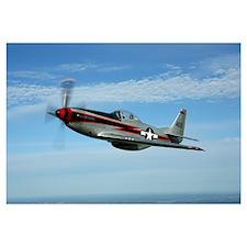 North American P-51 Cavalier Mustang