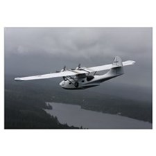 PBY Catalina vintage flying boat