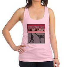 Kickboxing Racerback Tank Top