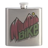 Mountain Bike 2 Flask