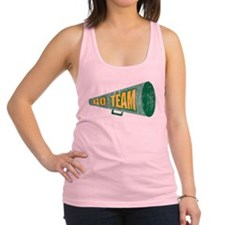 Go Team Racerback Tank Top