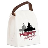 Kart Racing Canvas Lunch Bag
