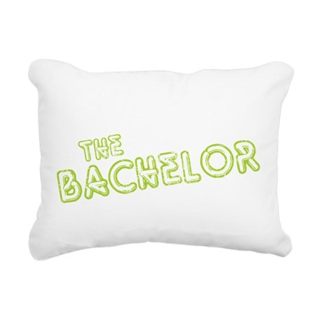 2-The Bachelor Tight.png Rectangular Canvas Pillow