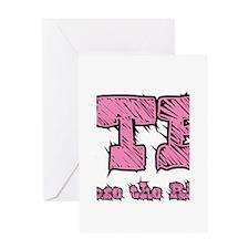 CTR Urban Graffiti Hot Pink Choose the Right Greet