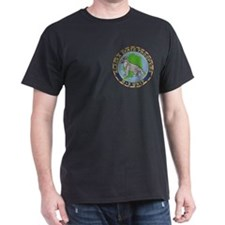 Alaska Trooper K9 Black T-Shirt