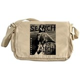 Nose Work Search Birch Beagle Nathan Messenger Bag