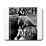 Nose Work Search Birch Beagle Nathan Mousepad