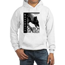 Malinois Nose work search birch Hoodie