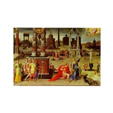 Augustus & The Sibyl Magnets (10 pack)