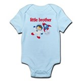 Astronaut Little Brother Baby Bodysuit