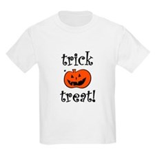 Trick or Treat Kids T-Shirt