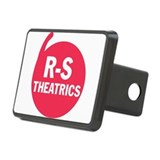 R-S Theatrics Logo Red Hitch Cover