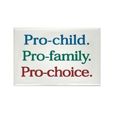 Pro-Choice Rectangle Magnet (100 pack)