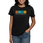 Think! Women's Dark T-Shirt